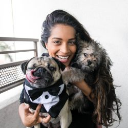 """""‪We're the three best friends that anyone could have @iisuperwomanii"" -Doug"""