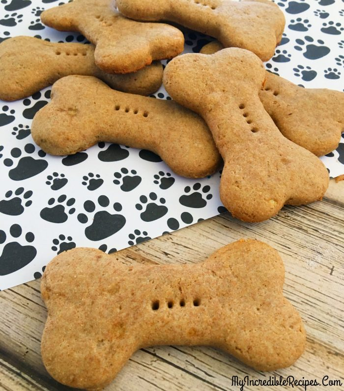 four ingredient dog treat