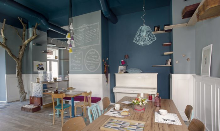 Romeow Cat Bistrot – Rome, Italy –