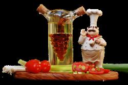 Cooking Figure Vinegar for pet