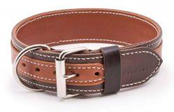 Classic collar for dogs Maronero – DOGMOUNT