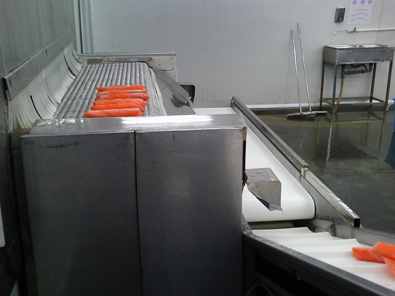 GSD Tunnel Freezer – Zhejiang Guanfeng Food Machinery Co.,Ltd.