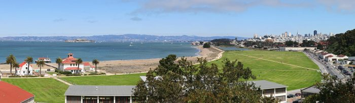 Presidio of San Francisco -pet friendly