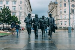 Beatle Liverpool Raining The -ouristinpiration