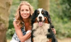 15 Celebrities Who Are Major Bernese Mountain Dog Lovers – Famous Quotes & Sayings | Q ...